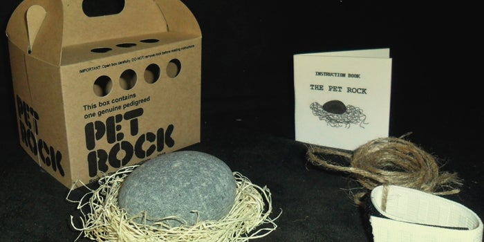 Remembering Gary Dahl, the Marketing Magician Who Made Millions Selling Pet Rocks