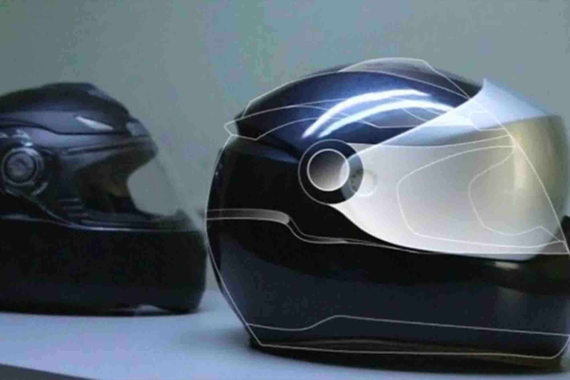 These Voice-Controlled GPS Motorcycle Helmets Help Riders Stay on Trac...