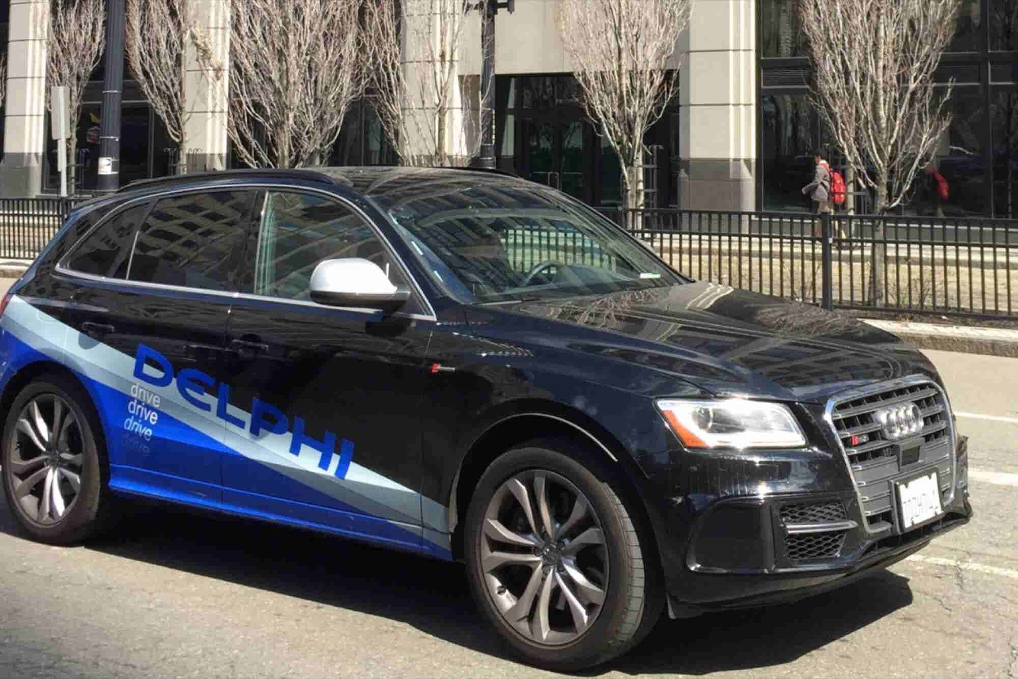 Check Out the Car That Just Drove Itself Across the U.S.