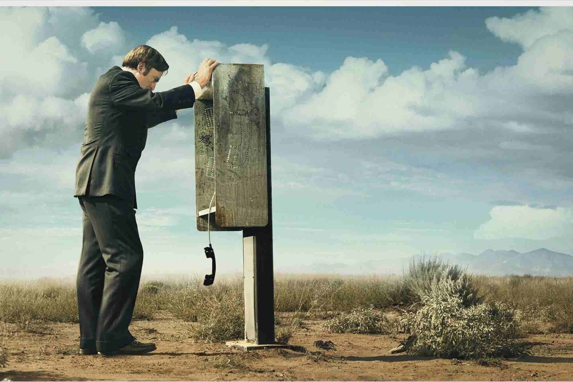 6 Things 'Better Call Saul' Can Teach You About Finding Customers