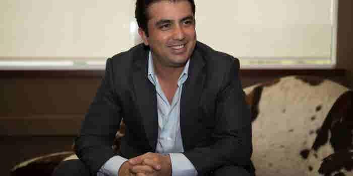 Good Sportsmanship: Shahriar Khodjasteh, CEO, Dubai Desert Extreme