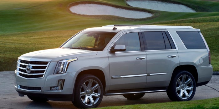 'Treps Choice: The Reimagined 2015 Cadillac Escalade