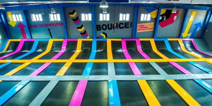 Put A Spring In Your Step At BOUNCE