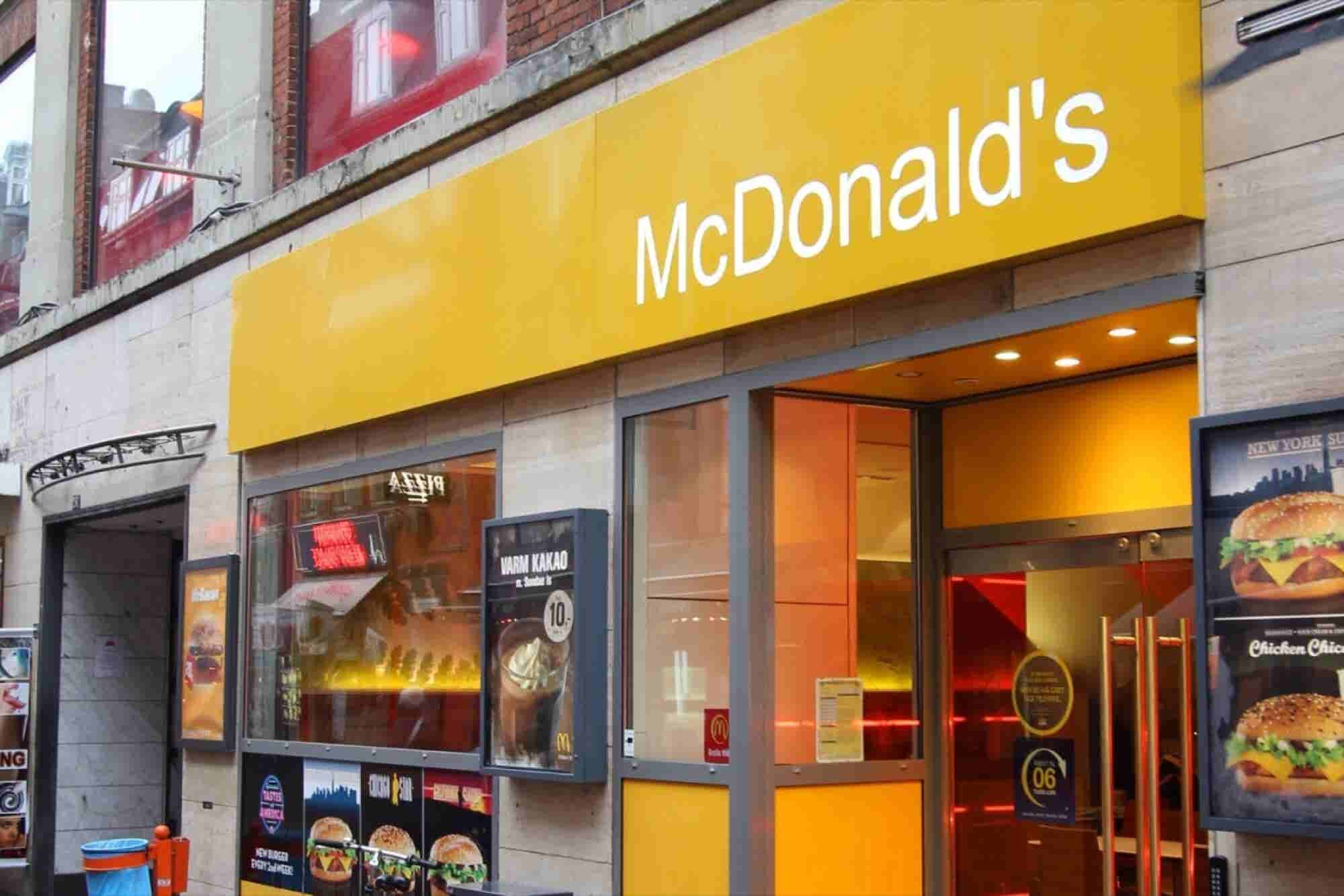 McDonald's Is Doing Something It Hasn't Done in 40 Years