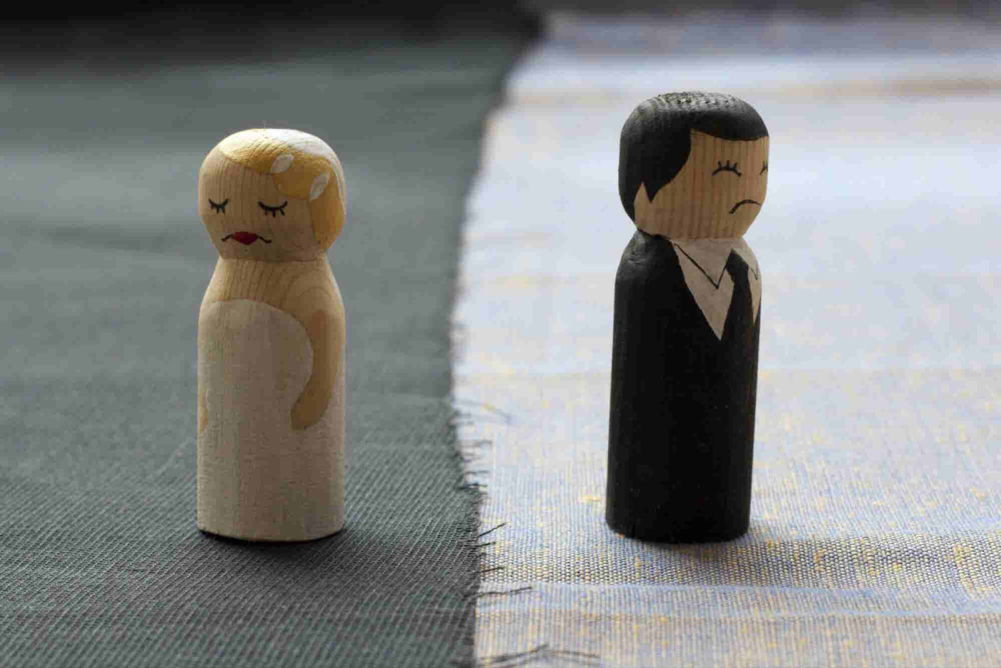 How to Keep Your Business Together When Your Marriage Is Coming Apart