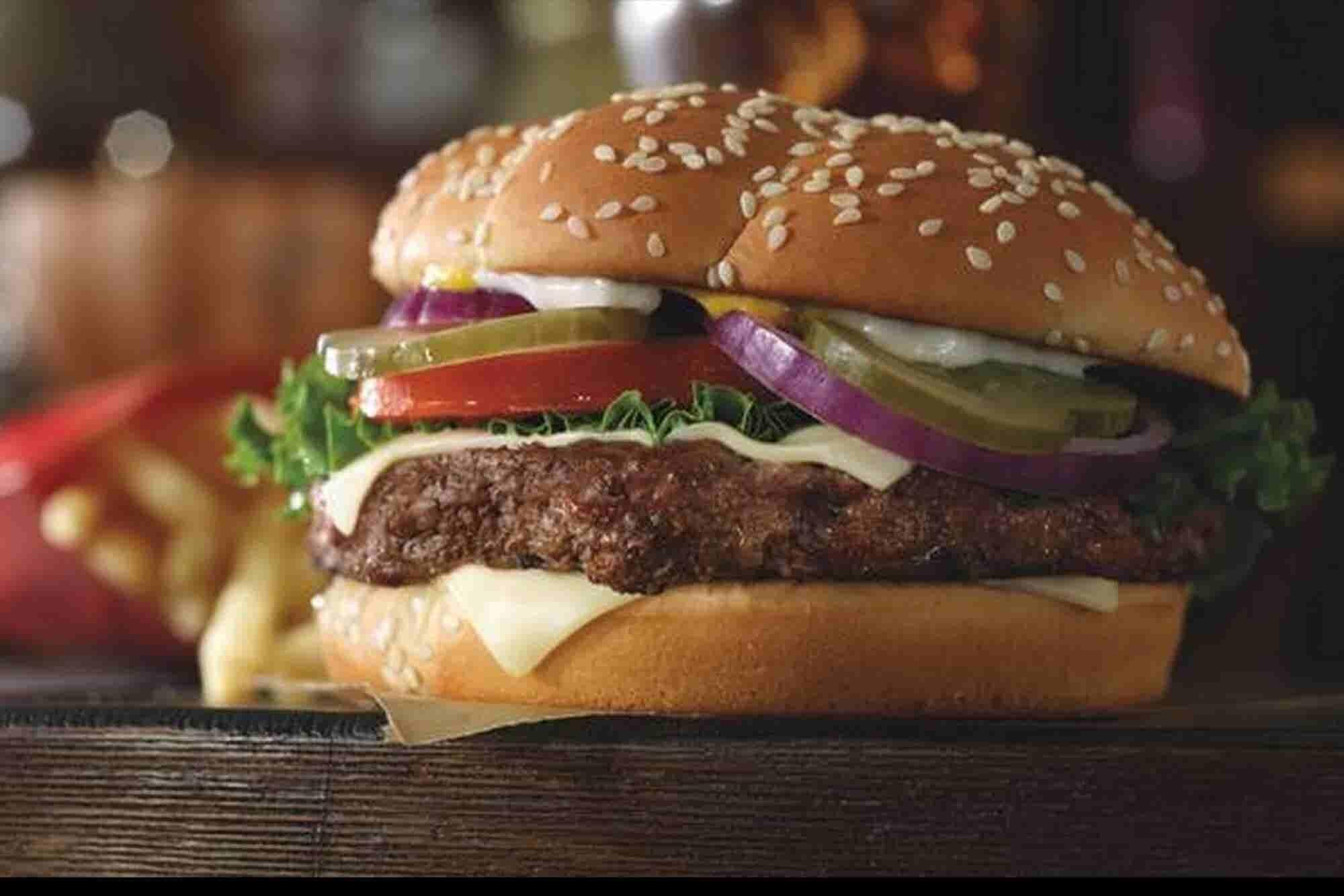 McDonald's Brings Back Bigger, More Expensive Burger