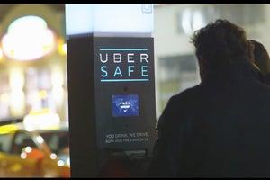 Uber Takes on Designated Driver Duties With Breathalyzer Kiosks in Toronto