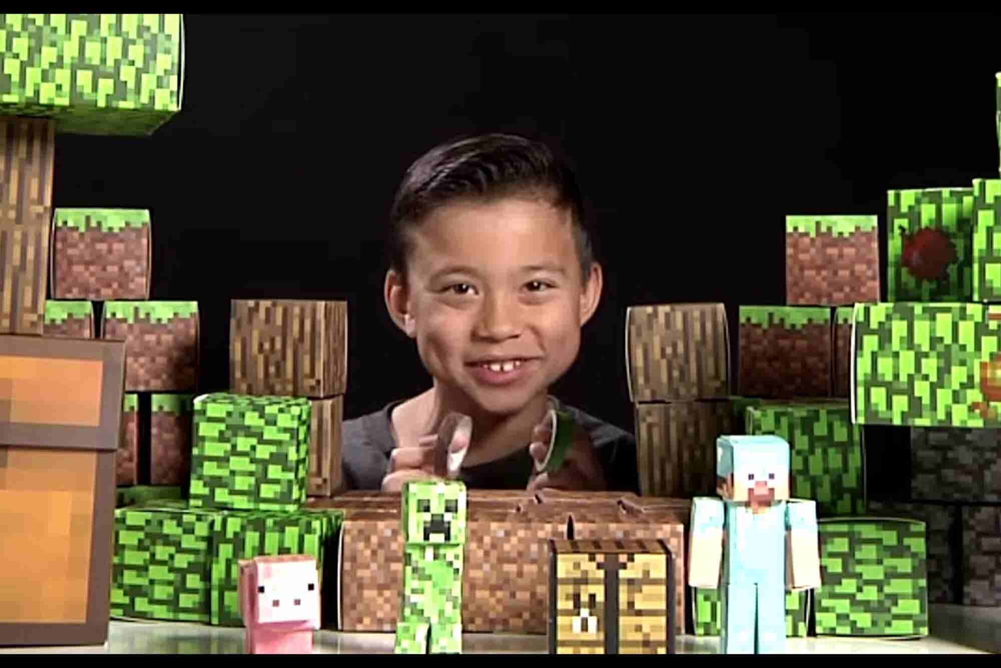 This 9-Year-Old Makes $1 Million a Year ... Opening Toys