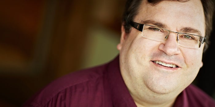 Why Billionaire Investor Reid Hoffman Is Betting Big on Bitcoin