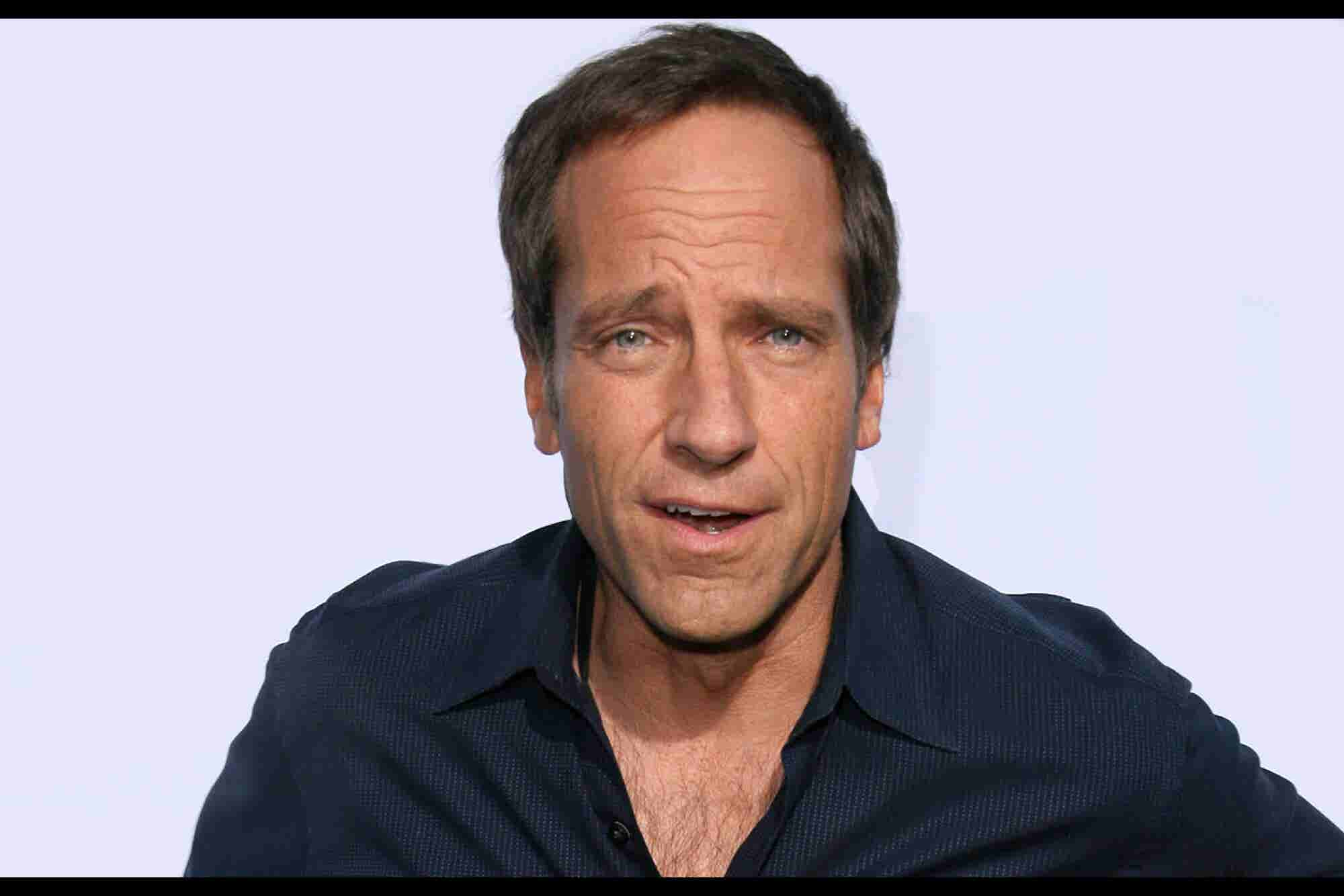 Mike Rowe: Don't Pursue Your Passion. Chase Opportunity.