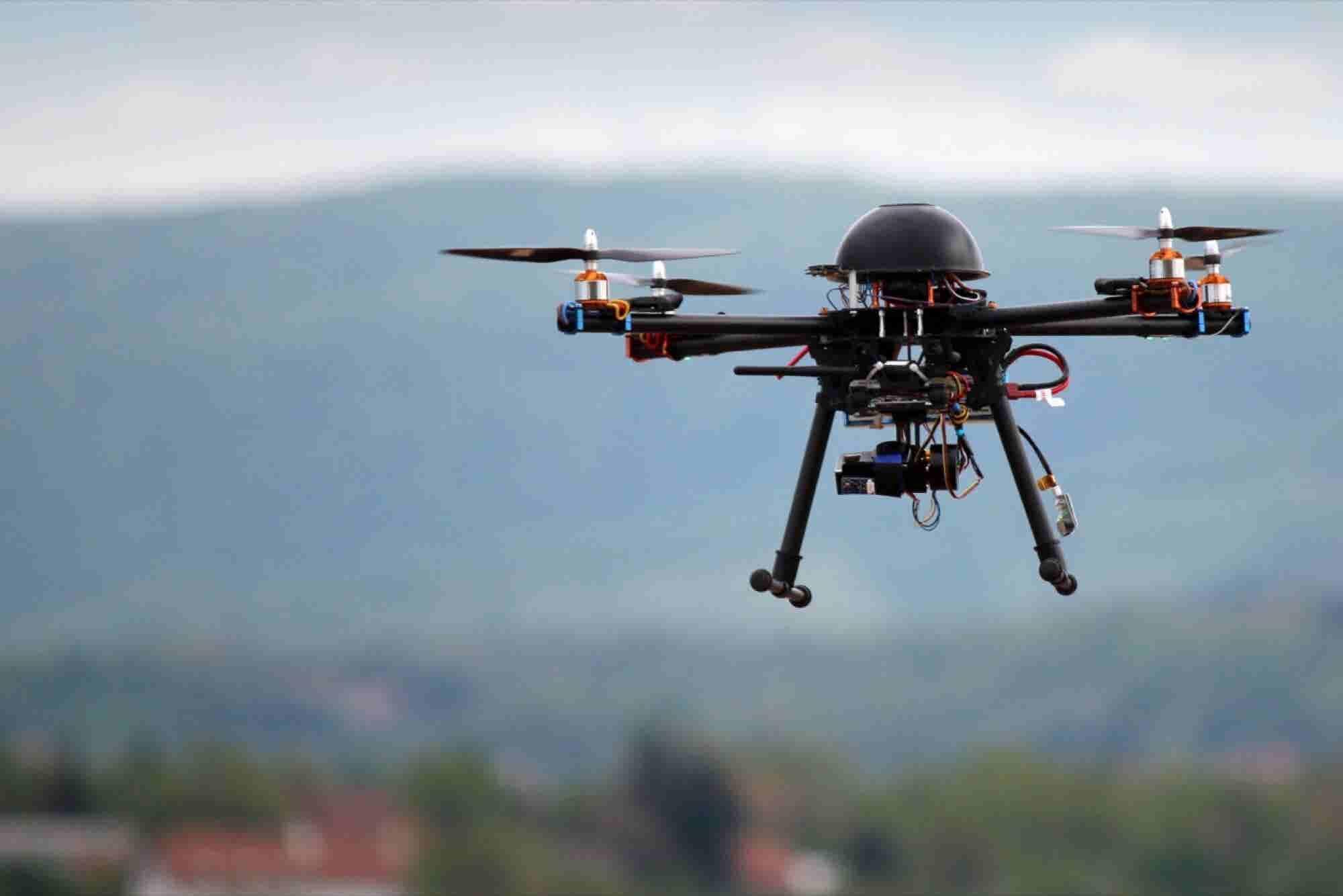 Passenger Jet Hits Drone Near London's Heathrow Airport