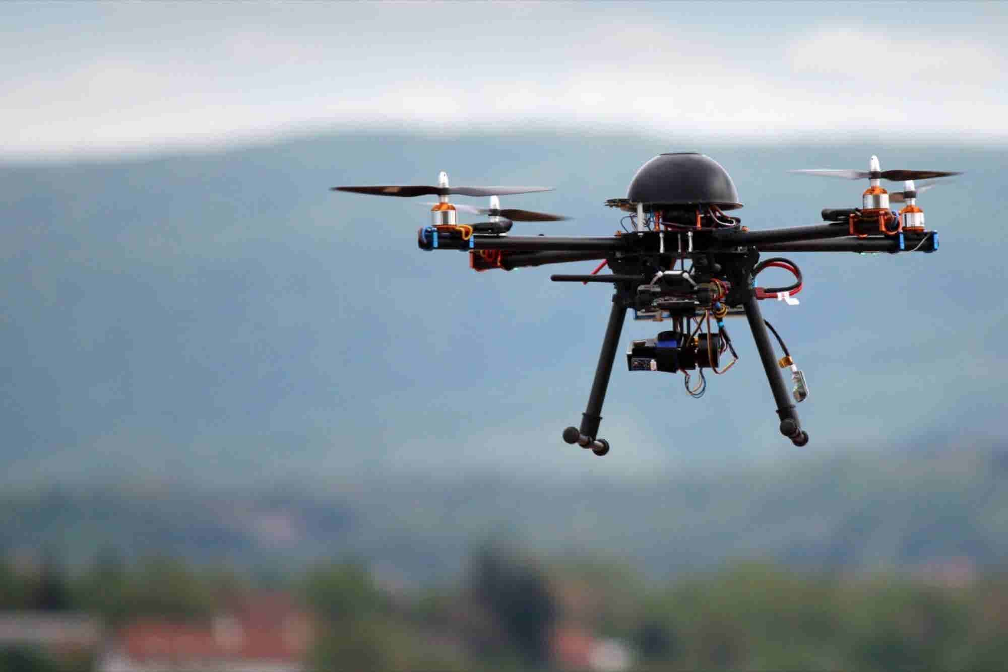 U.S. Issues New Rules on Small Low-Altitude Commercial Drones