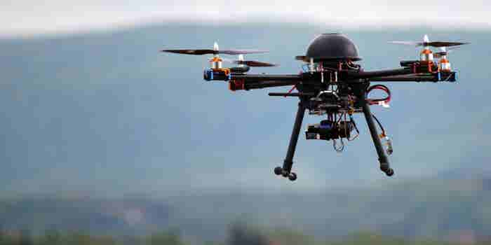 Passenger Jet Hits Drone Near London's Heathrow Airport