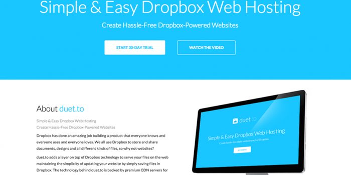 Just Drag And Drop: Ghaith Akkad Makes Web Hosting a Piece of Cake Through duet.to
