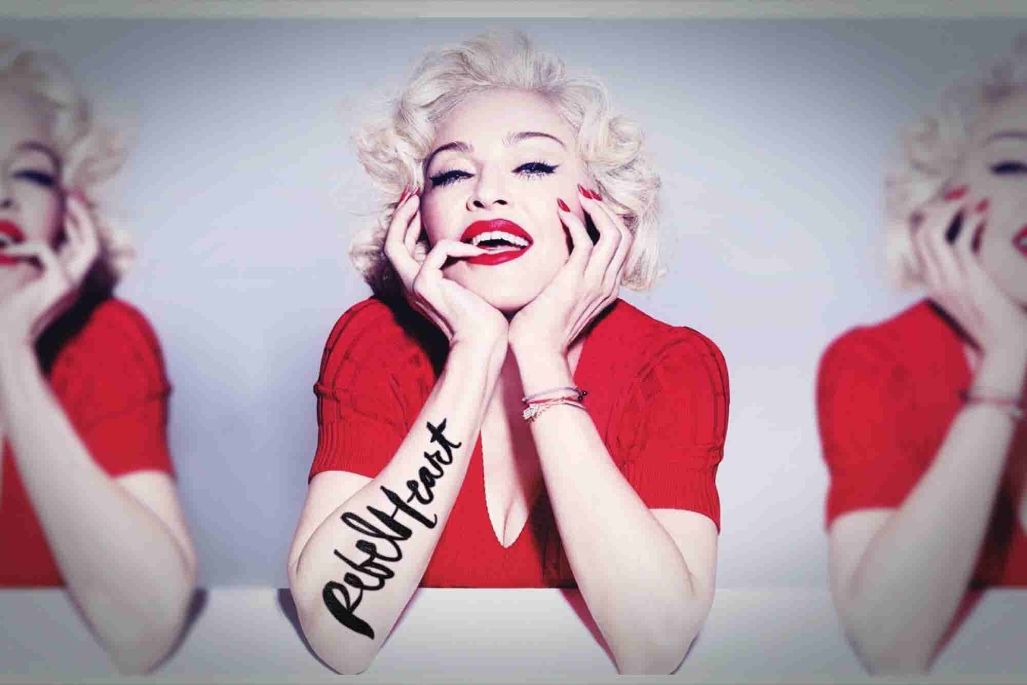 Living in an Entrepreneur's World: 7 Inspiring Lessons Learned From Madonna