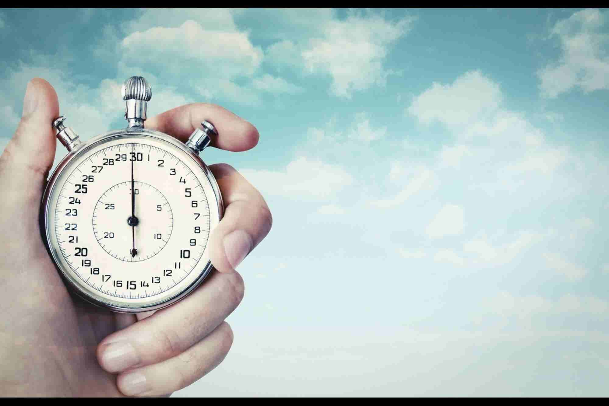 6 Ways to Take Back Your Time