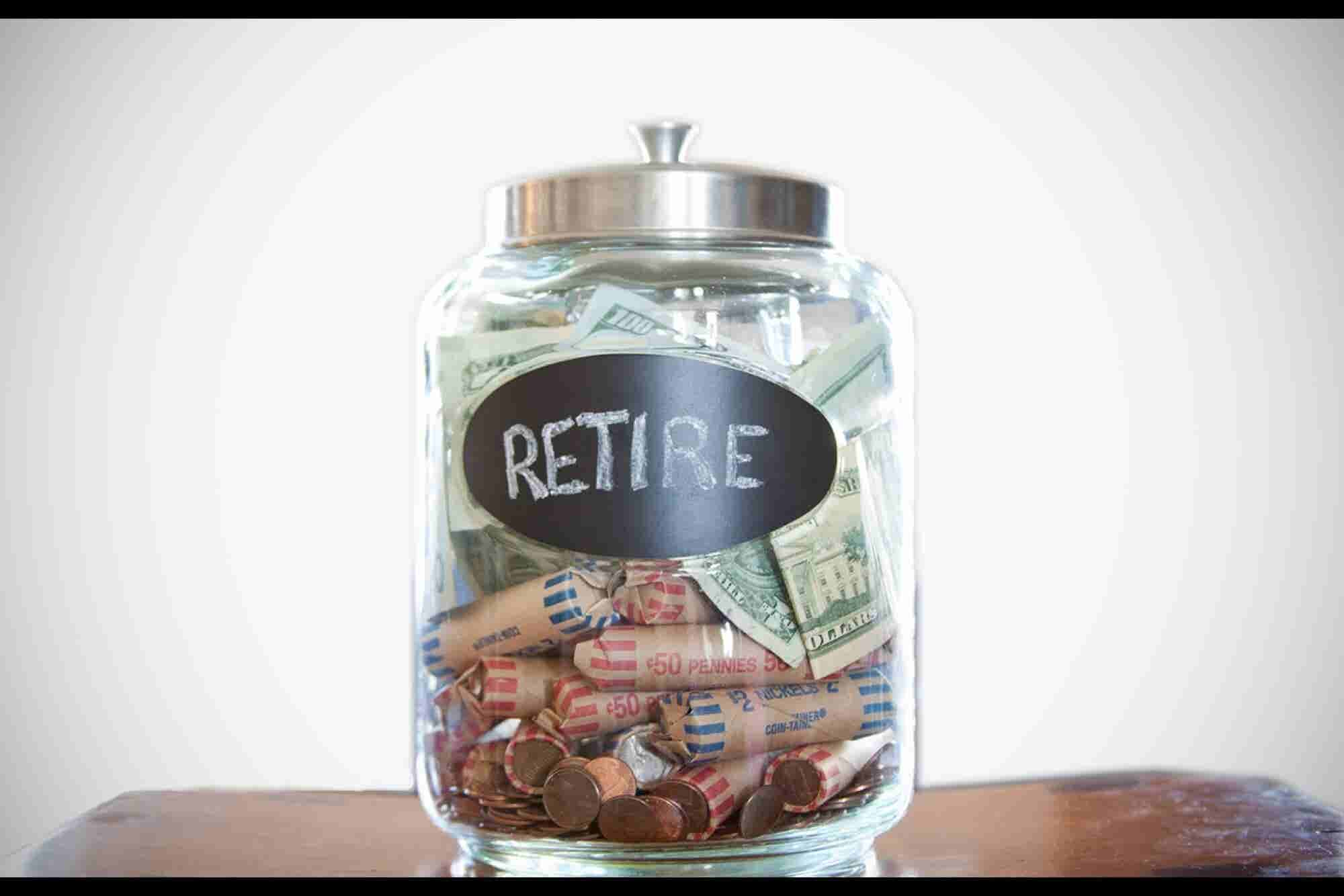 Why Your Business Shouldn't Be Your Retirement Plan