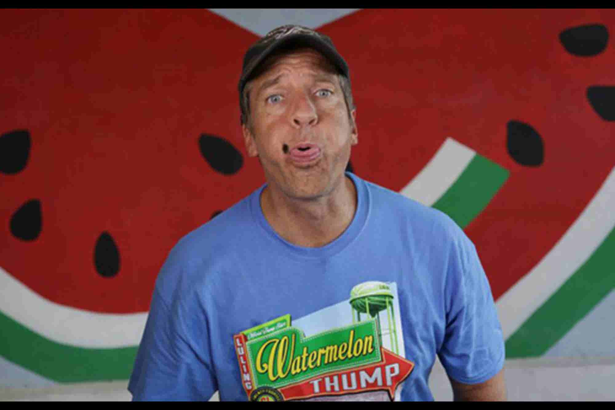 Mike Rowe on His Facebook Obsession, Working Hard and Singing Opera