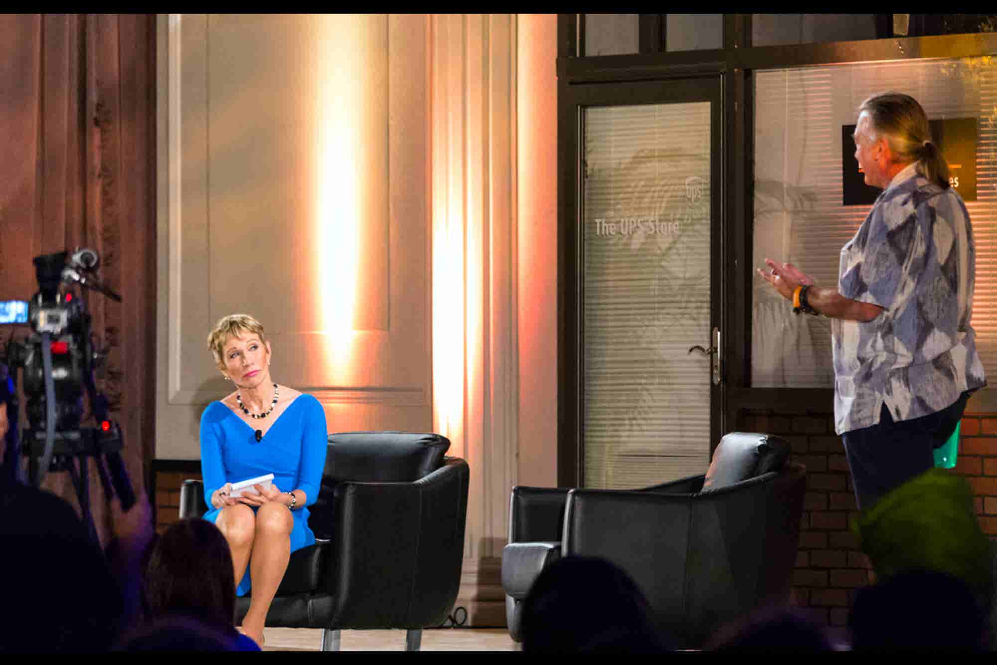 How Do I Get Into Big-Box Stores? What Shark Tank's Barbara Corcoran Told This Entrepreneur.