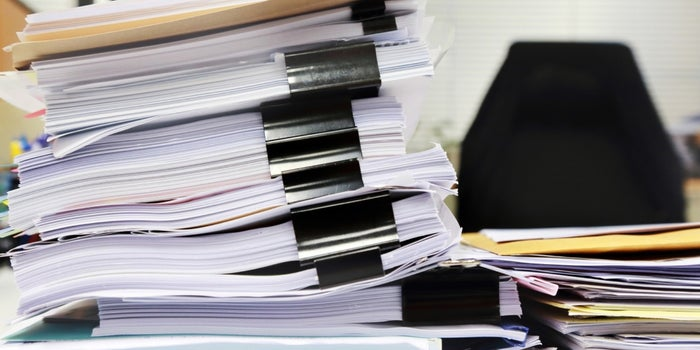 Have The Urge To Purge? Start With Your Files