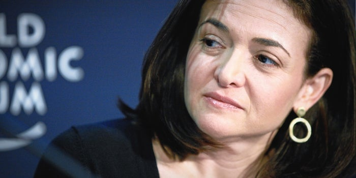 Facebook's Sheryl Sandberg Joins Board of SurveyMonkey