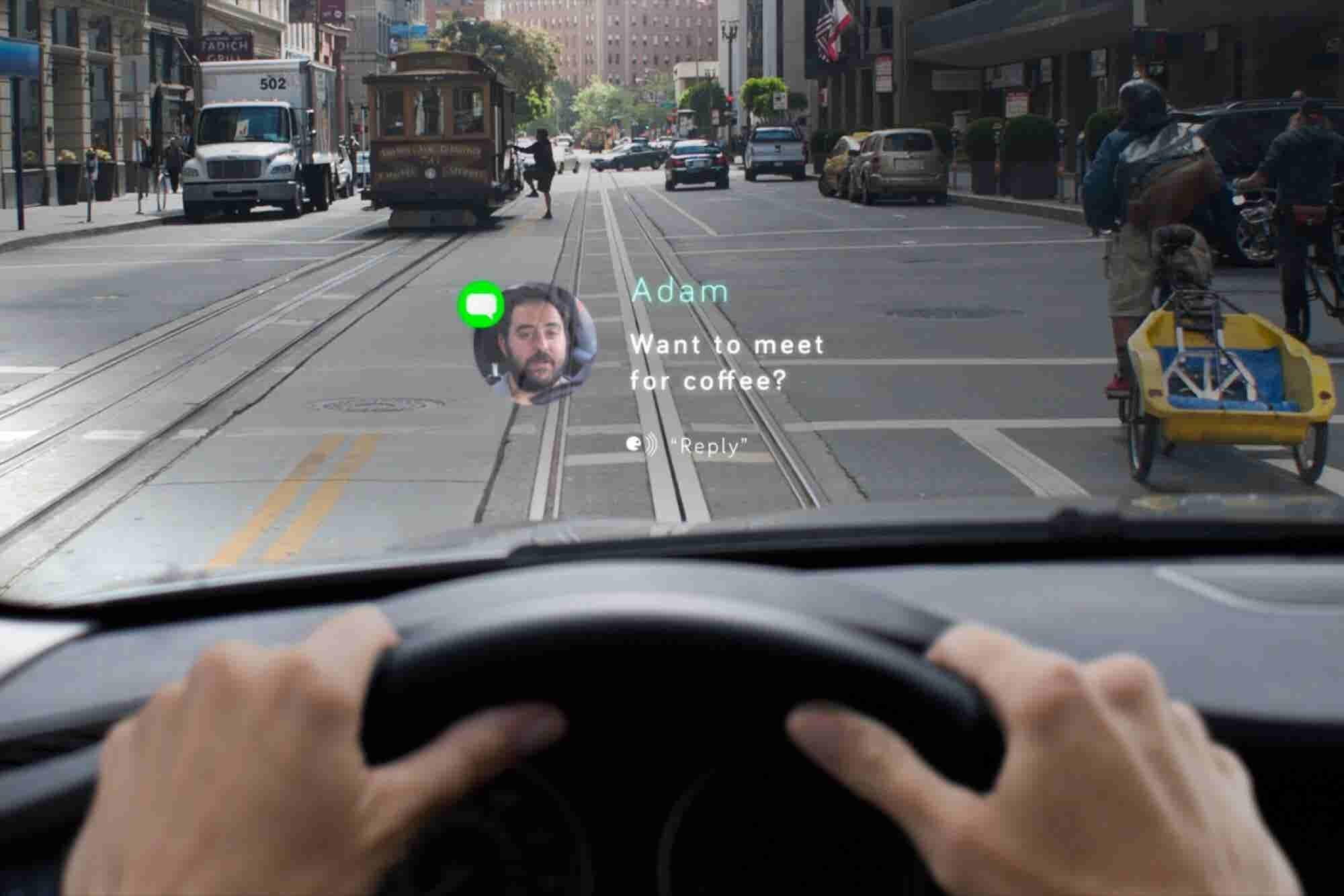 Navdy, the 'Google Glass for Your Car,' Raises $20 Million