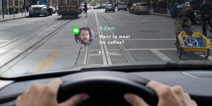 Navdy, the 'Google Glass for Your Car,' Raises $20 Million