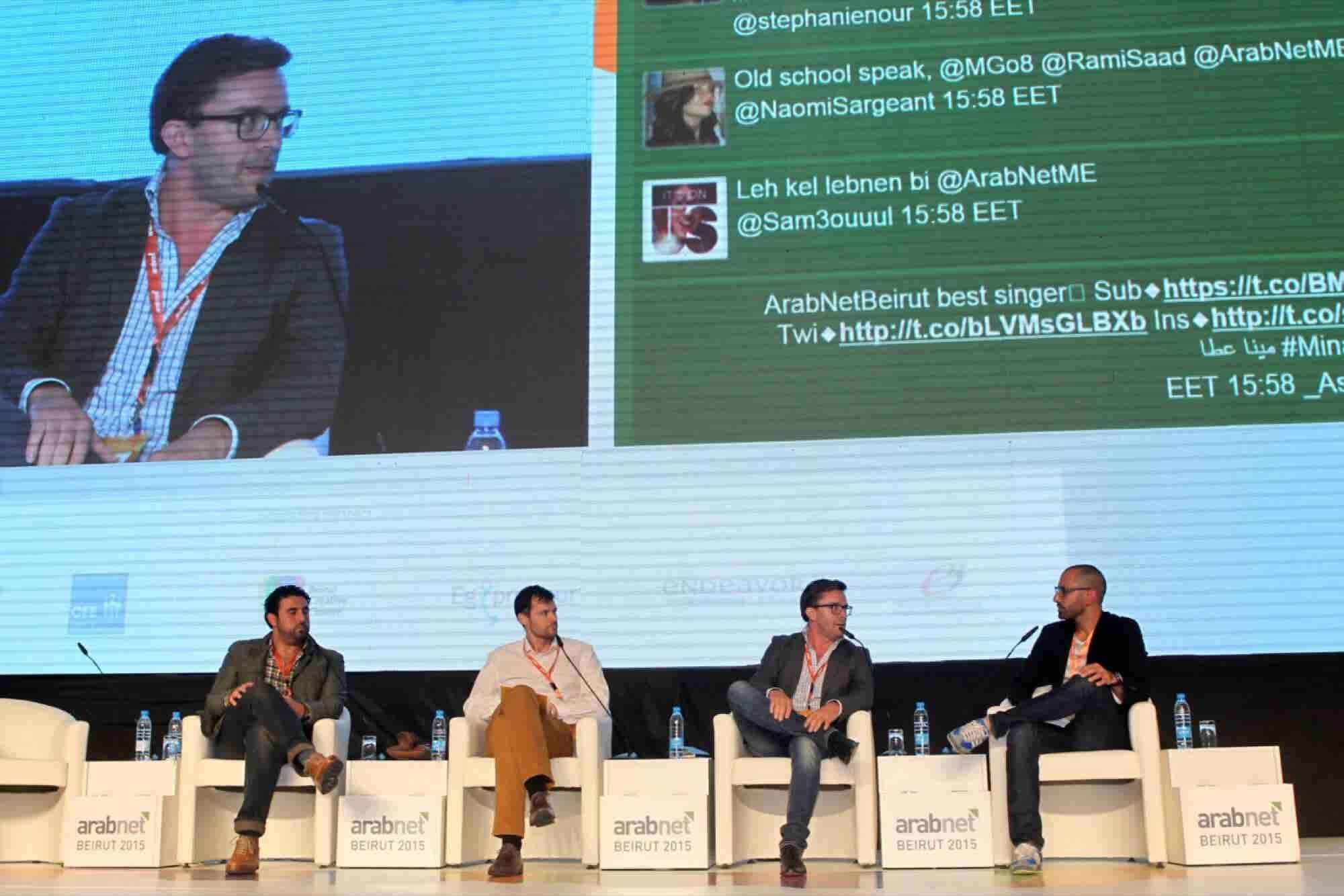 Arabnet Beirut Reveals A Bright Future For Lebanese 'Treps