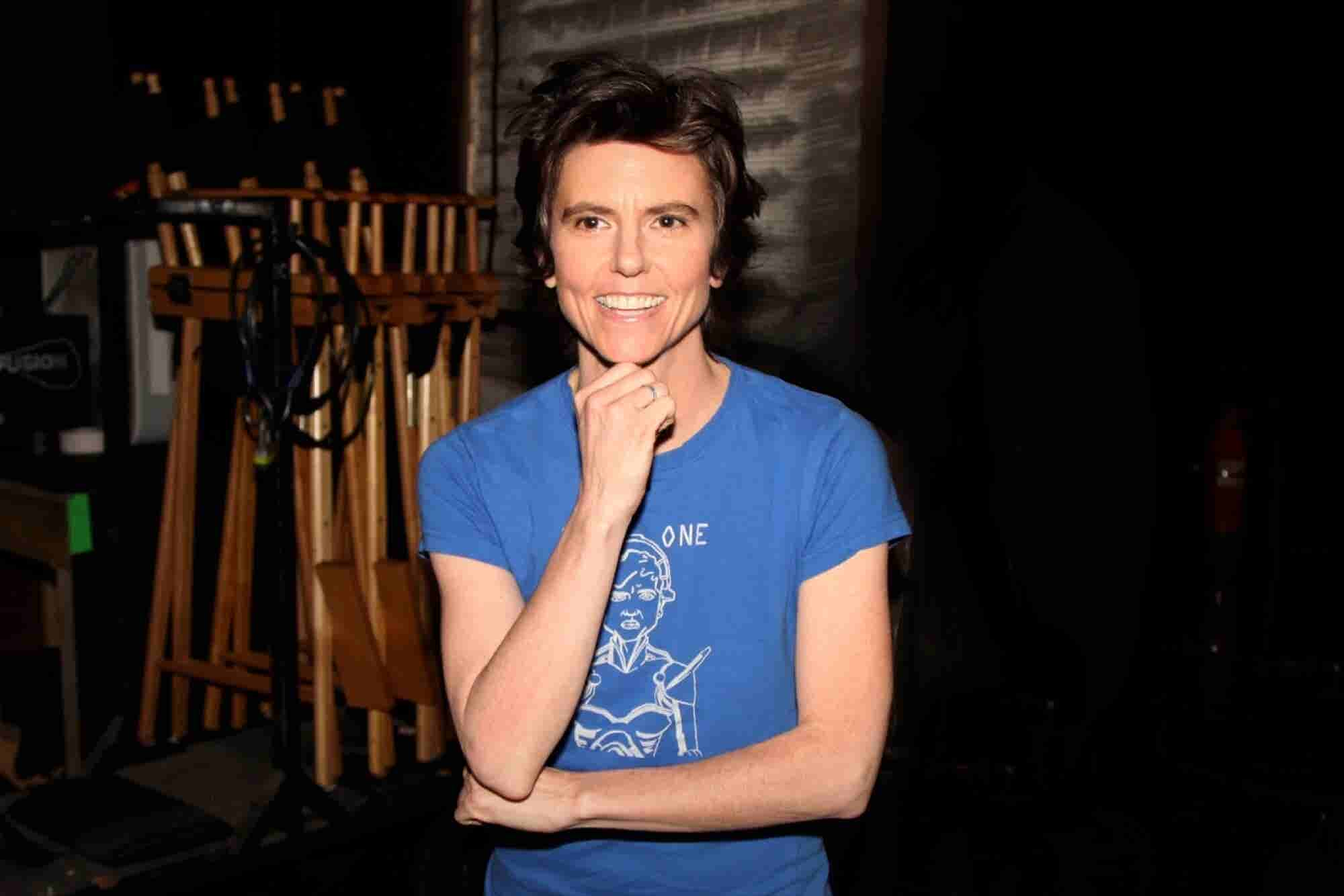 Live Hangout Today at 3:30 p.m. ET With Comedian Tig Notaro