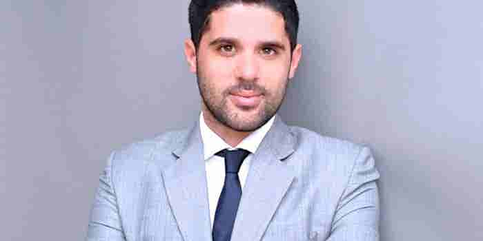 Five Minutes with Beschir Hussain, co-founder and CEO of hellofood Middle East