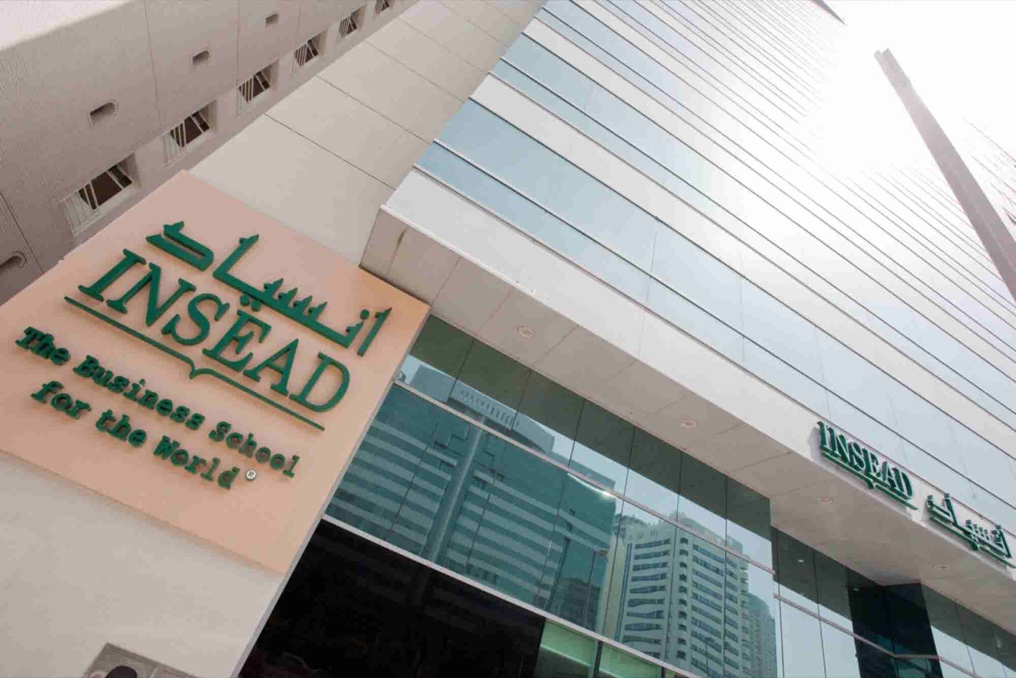 Educating Execs: INSEAD Abu Dhabi, UAE