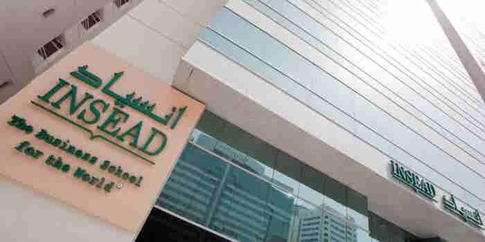Educating Execs: INSEAD Abu Dhabi, UAE