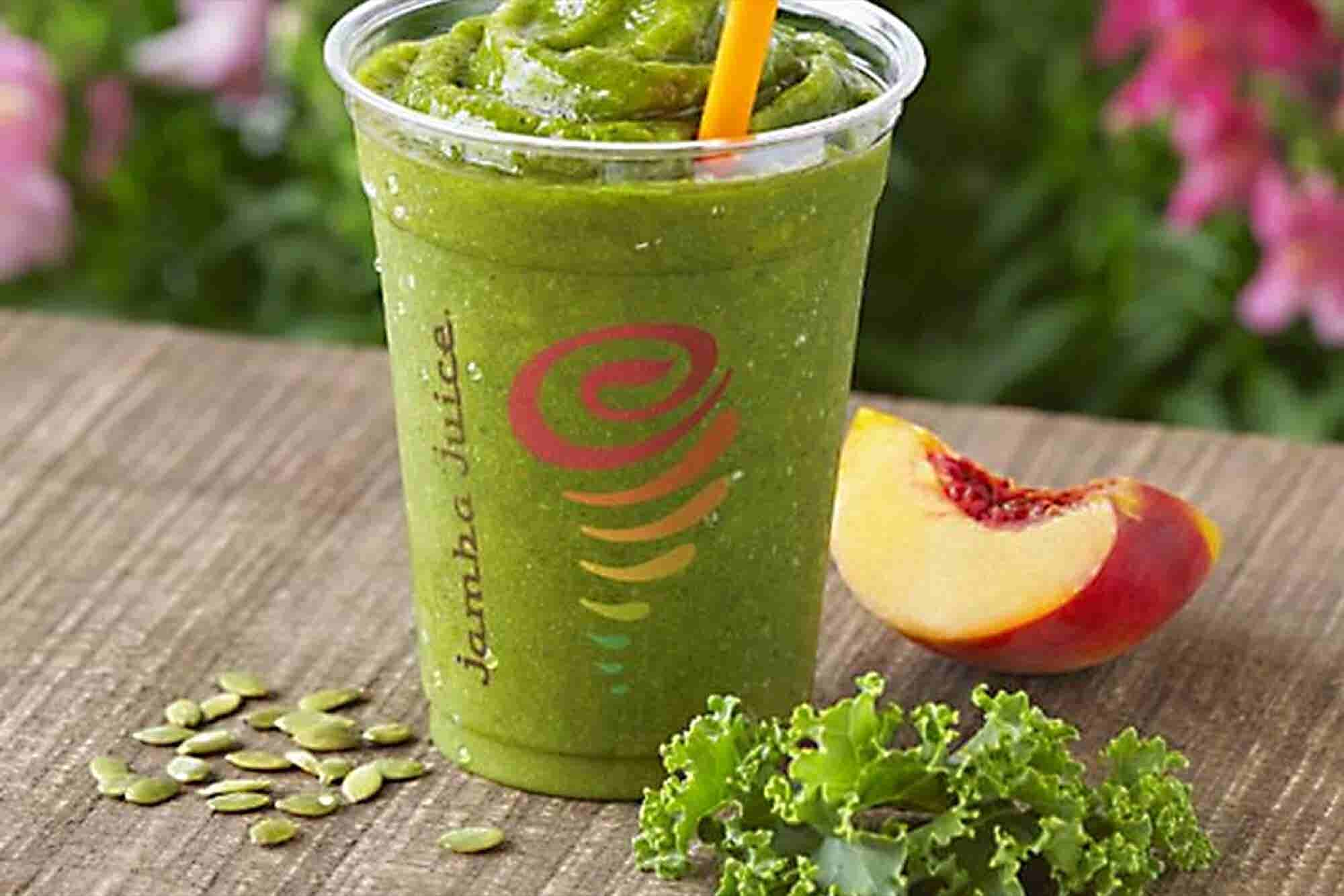 Jamba Juice Is Giving Away Free Smoothies This Thursday