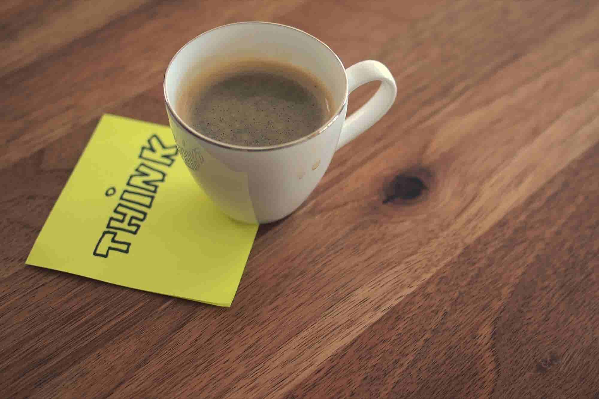 Why You Should Encourage Your Team to Take Even Decaf Coffee Breaks