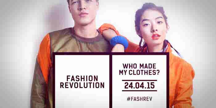How Startups and Style Icons Aim to Spark a 'Fashion Revolution'