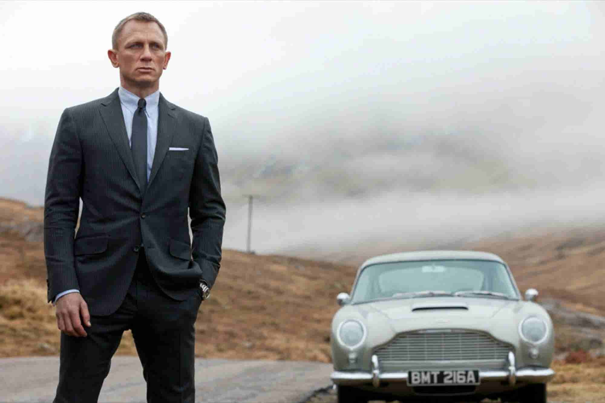 Want James Bond to Use Your Product? Hand Over $5 Million and Be 'the Best.'