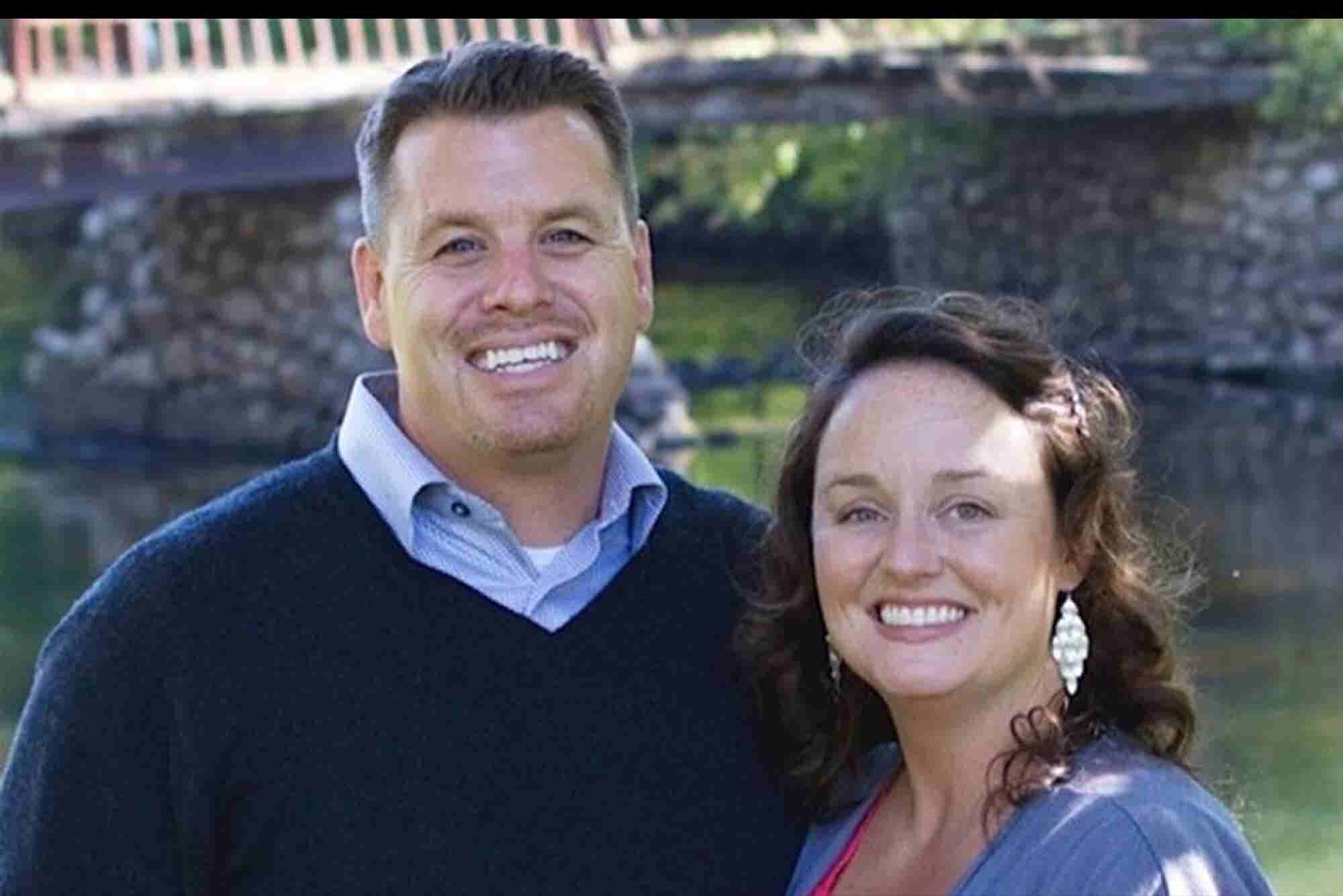 A Step Into the Unknown Pays Off for Franchising Couple