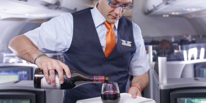 What It Means to Be JetBlue's Wine Expert