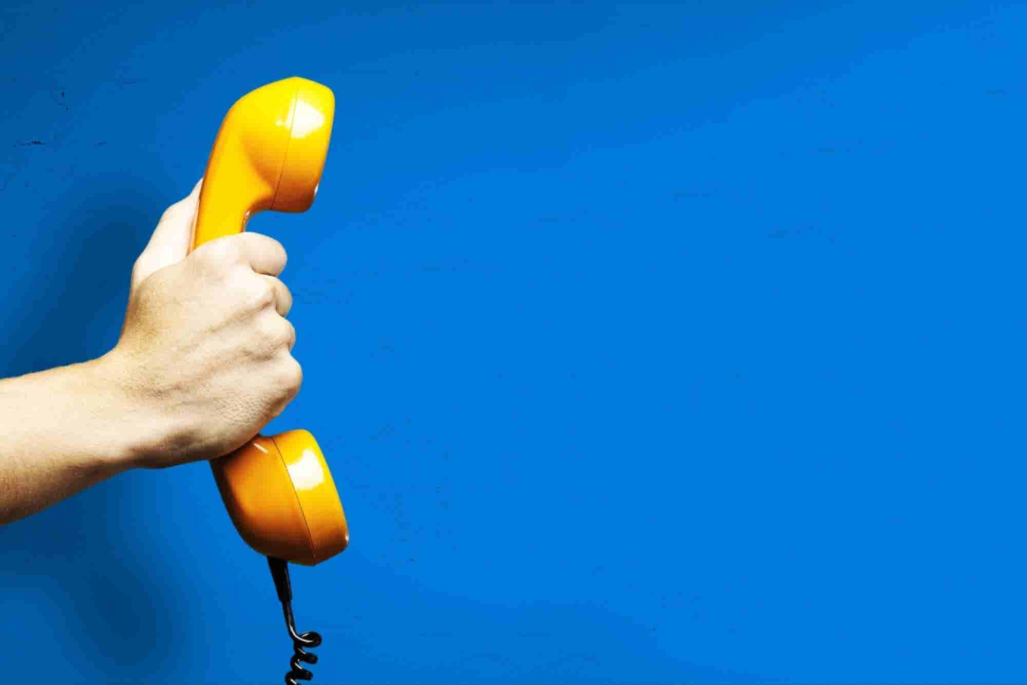 When It Comes to Sales, the Phone Is Your Most Powerful Tool