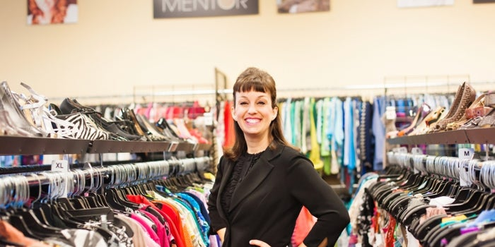 A Lifetime Passion for Thrifty Fashion Turned Into a Career for This Franchisee