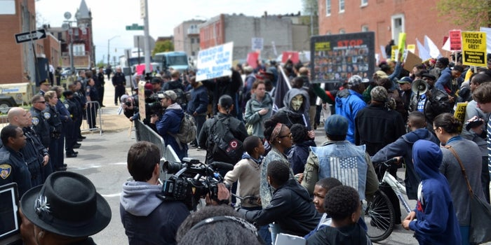 Baltimore Unrest Affects Businesses, MLB and NFL Teams