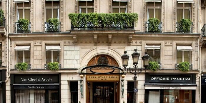 Park Hyatt Paris Vendôme For Business And Pleasure