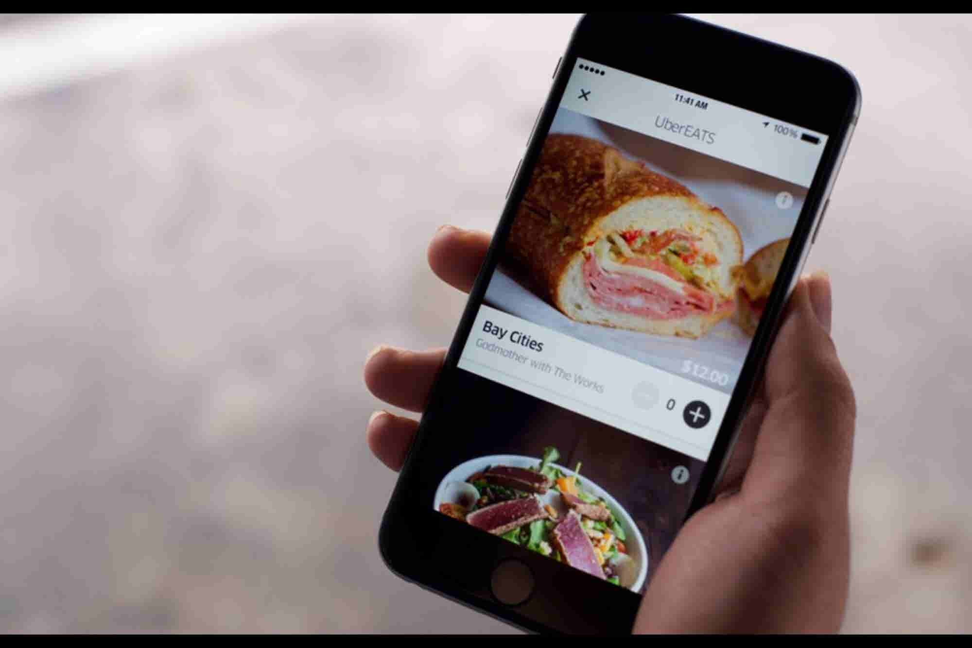 Uber Takes on Food Delivery: Your Weekly News Roundup