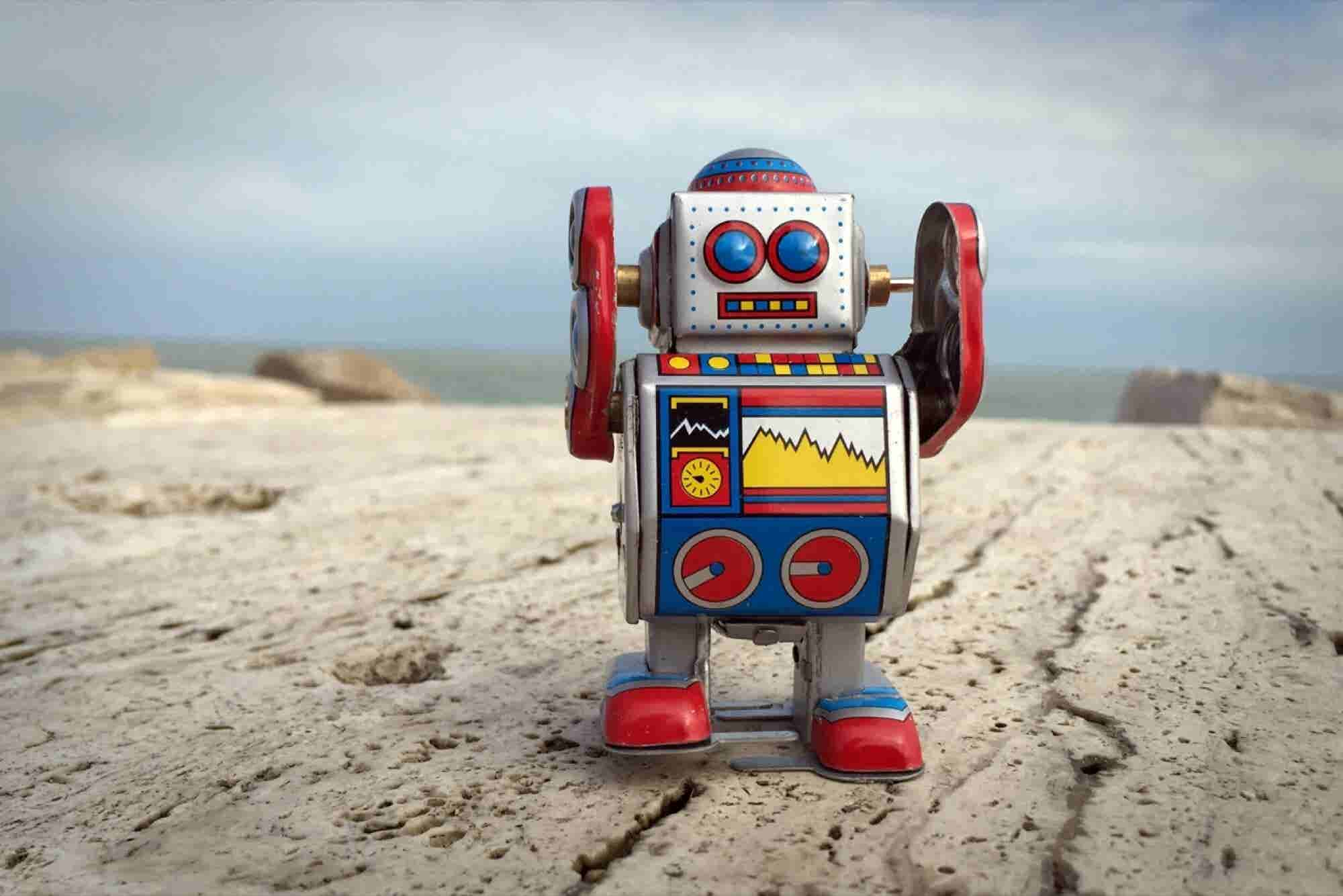 Apple's Wozniak: We're All Going to Be Robots' Pets One Day, and That's OK
