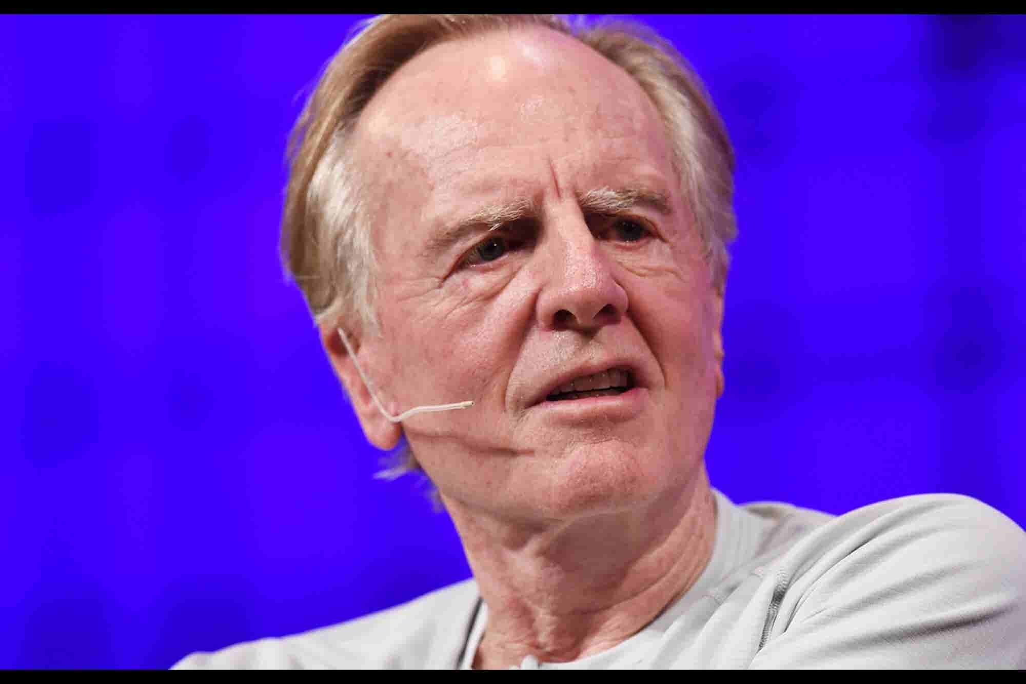 When John Sculley's Back is Against the Wall, He Does This: Your Weekl...