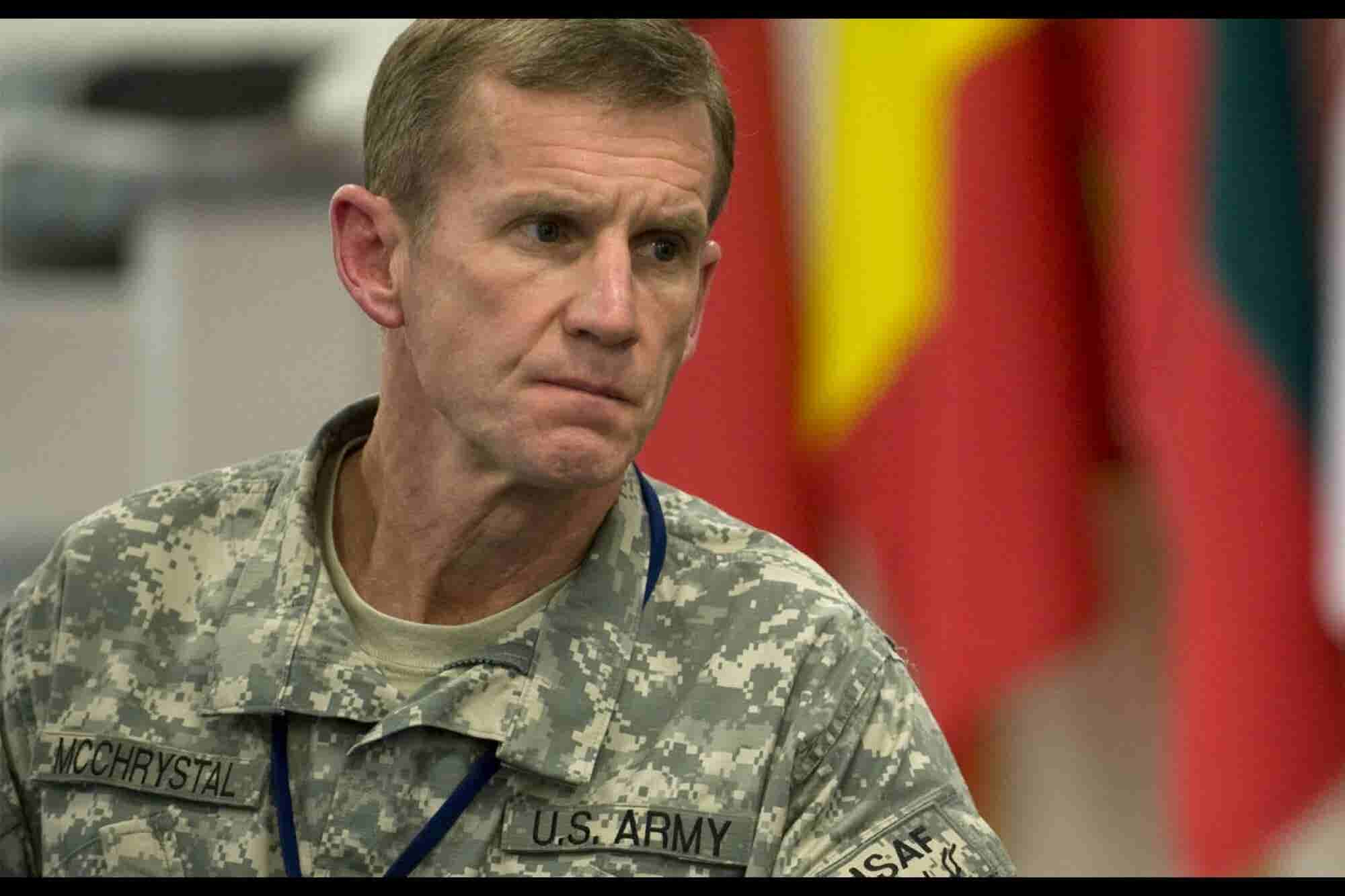 Gen. Stanley McChrystal: Successful Companies Raise Expectations Literally Every Day (VIDEO)