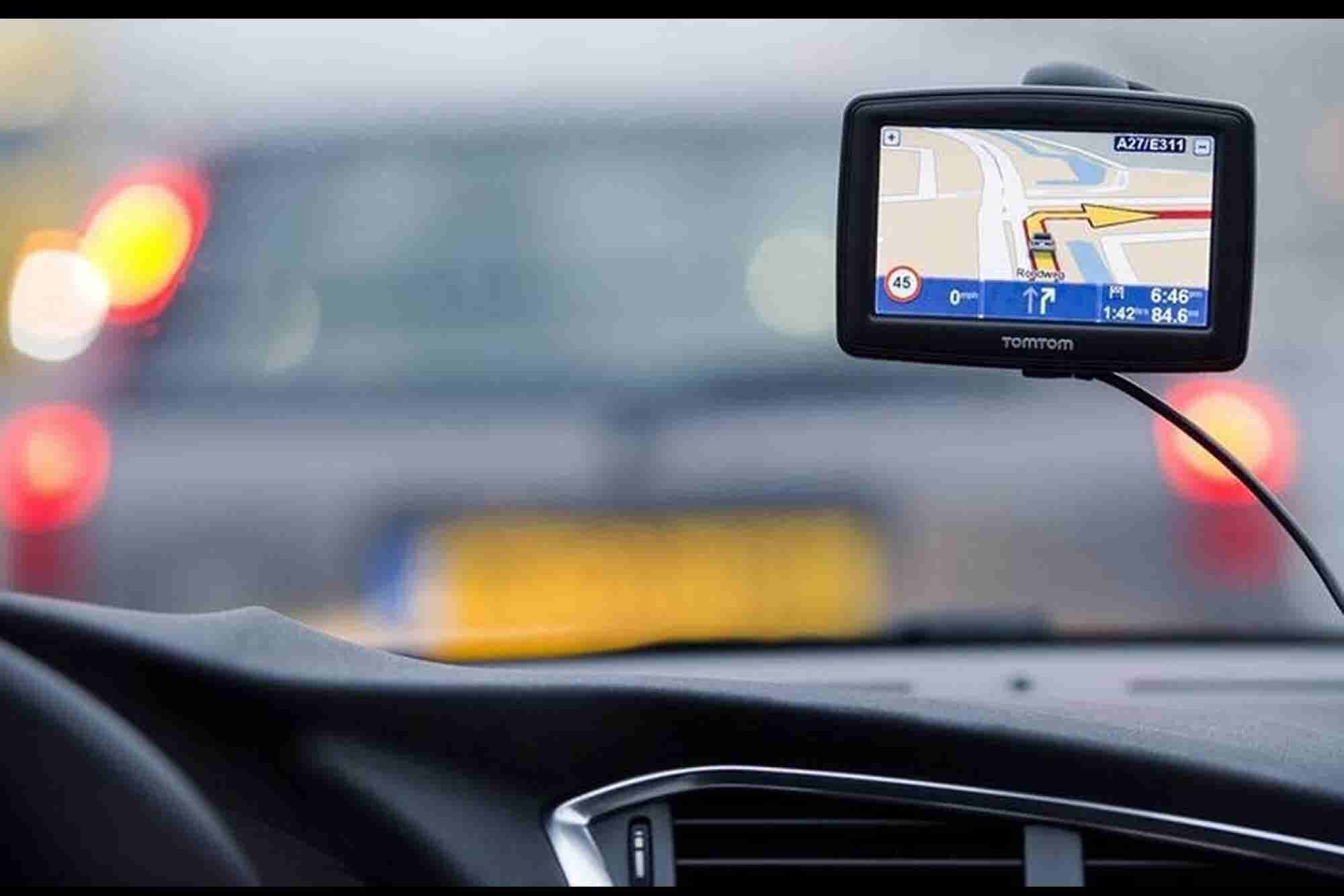 TomTom Says Its Maps Are Destined for Self-Driving Cars