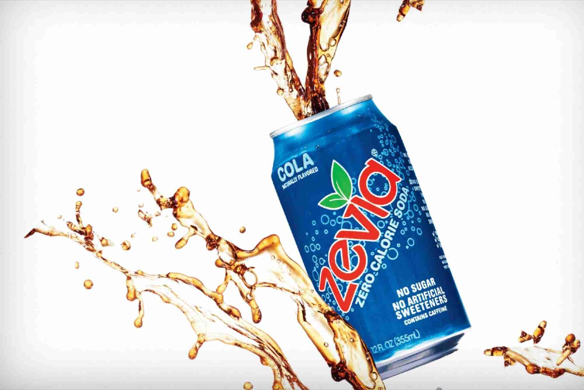 How This Natural, Sugar-Free Soda Is Making Major Inroads With Consumers
