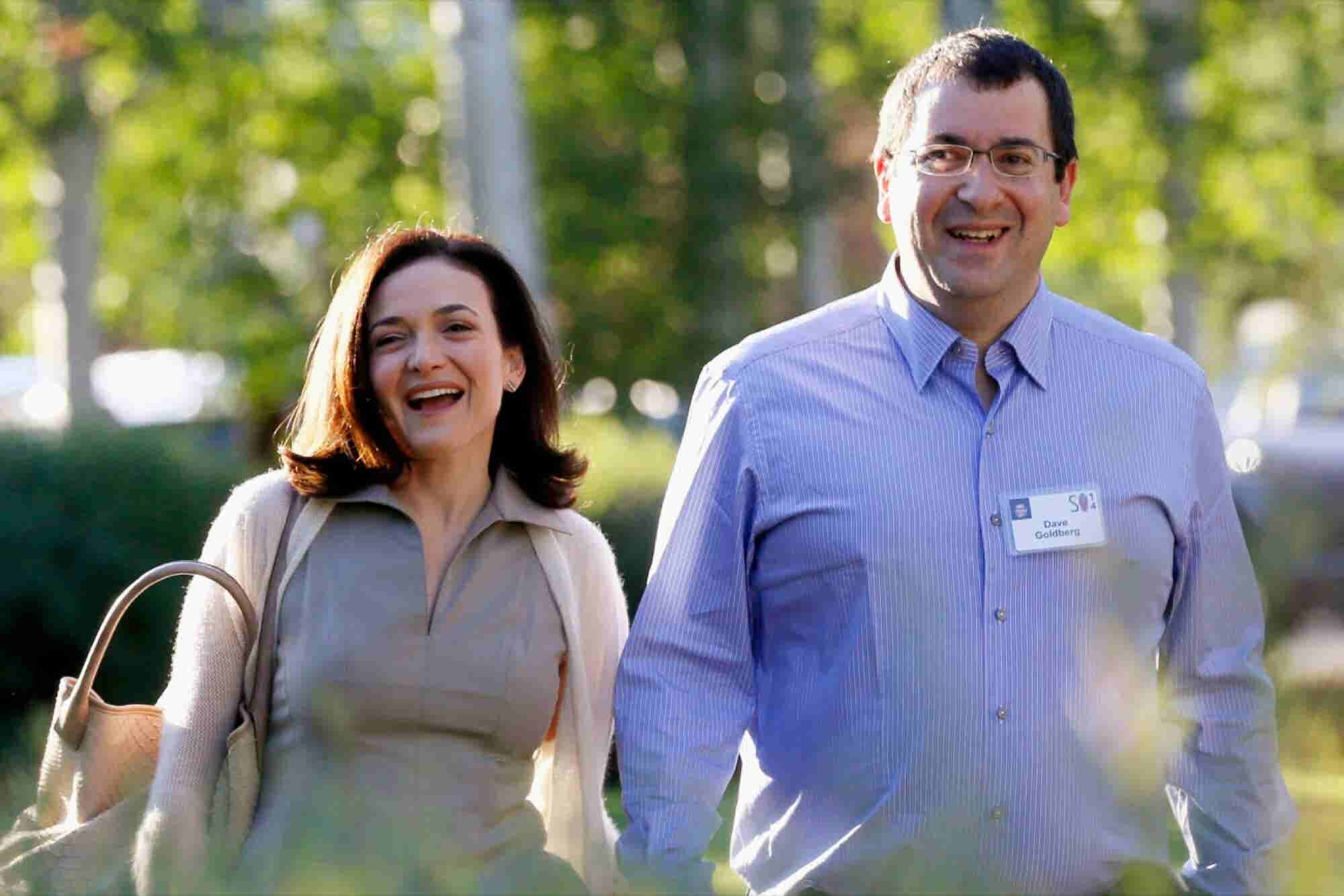 Read Sheryl Sandberg's Poignant Facebook Post on Losing Her Husband