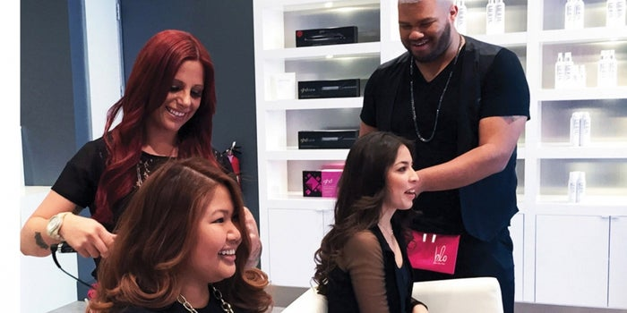 How This Blow-Dry Salon Franchise Went From 3 Units to 50